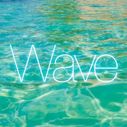 Relaxing sounds of waves (high-quality natural sound and with 24-hour countdown timer)
