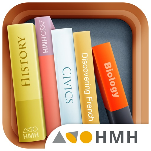 Houghton Mifflin Harcourt eTextbooks