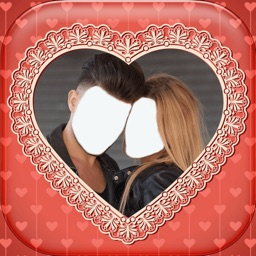 Love Couple Photo Booth