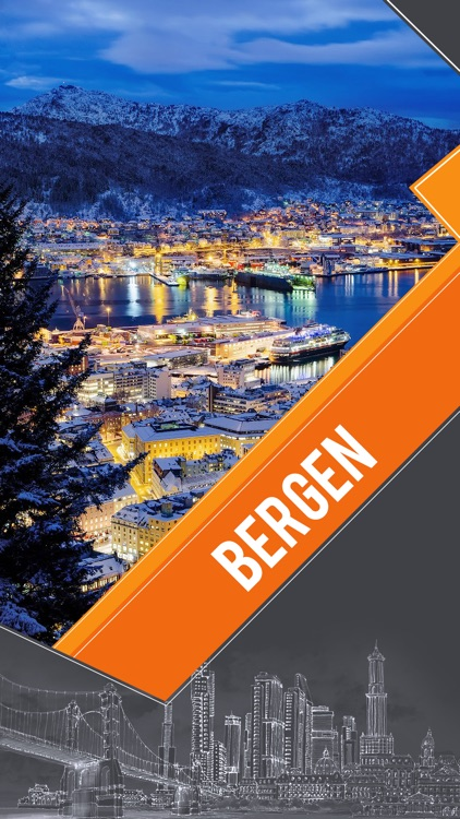 Bergen Tourist Guide screenshot-0