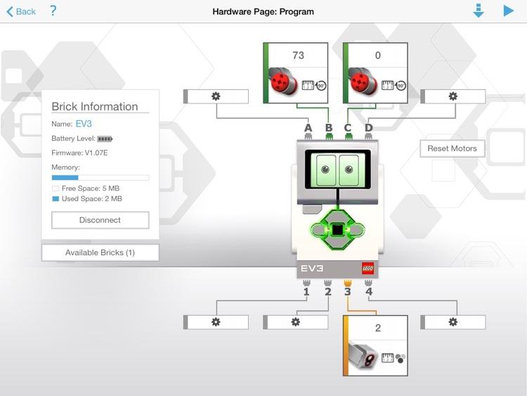 MINDSTORMS EV3 LEGO® Education screenshot-3