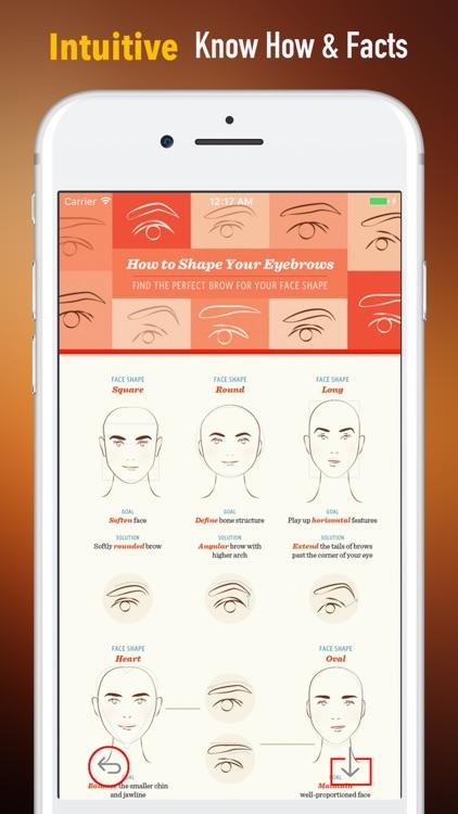 How to Shape Eyebrows-Perfect Eyebrow Shape