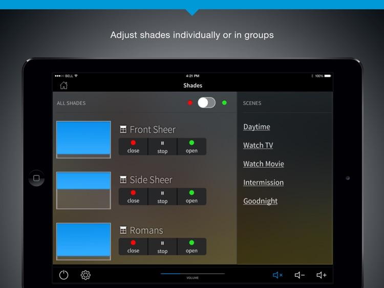Crestron for iPad screenshot-3