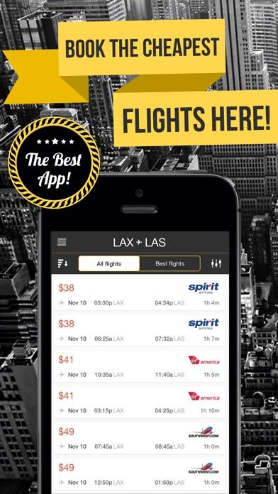 Last Minute – Cheap Flights