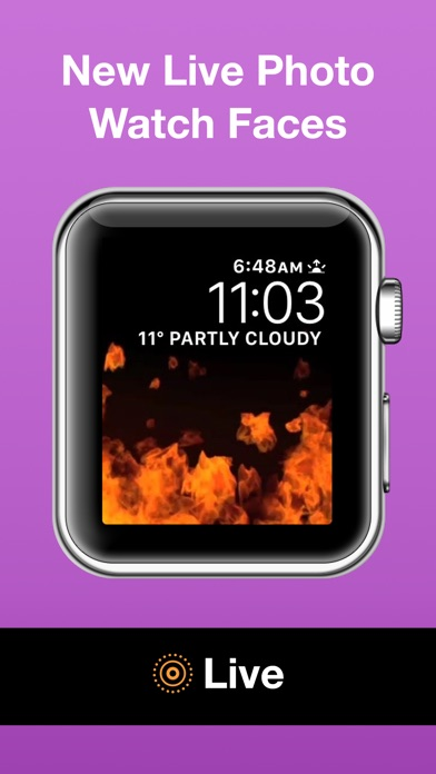 Screenshot #1 for Watch Faces - Custom Themes & Live Wallpapers ...