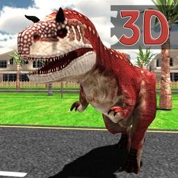 Wild Jurassic Dinosaur Simulator 3D