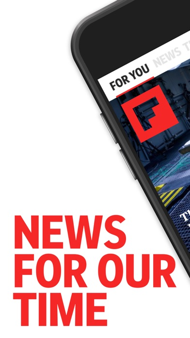 Flipboard: News for our time for Windows