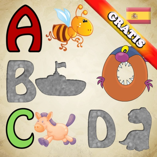 Spanish Alphabet Puzzles Kids iOS App