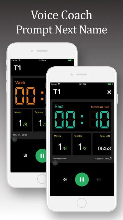 Tabata Timer Pro - GoFit Now screenshot-2