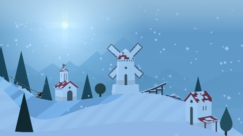 Screenshot #13 for Alto's Adventure