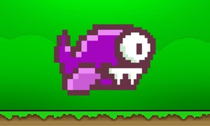 The Awesome Flappy Monster Cute Game