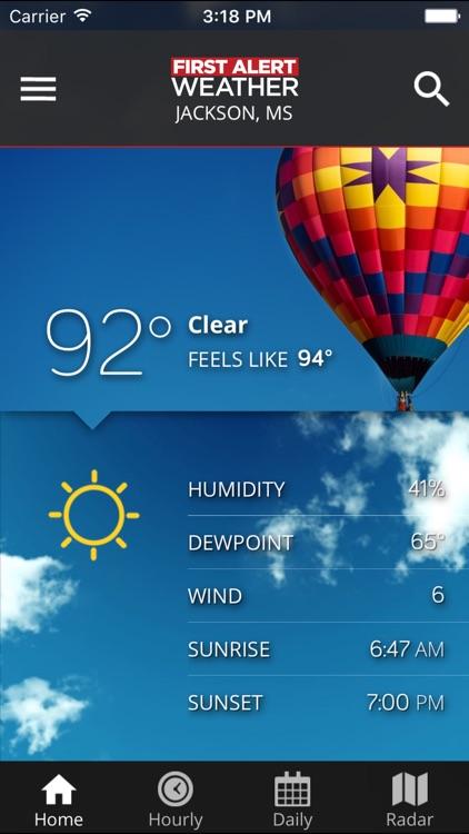 First Alert Weather screenshot-3