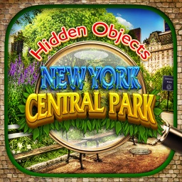 Central Park New York Hidden Object Puzzle Games