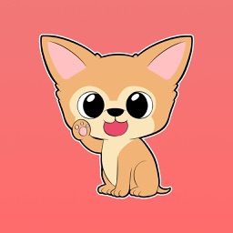 Animated Chihuahua Stickers