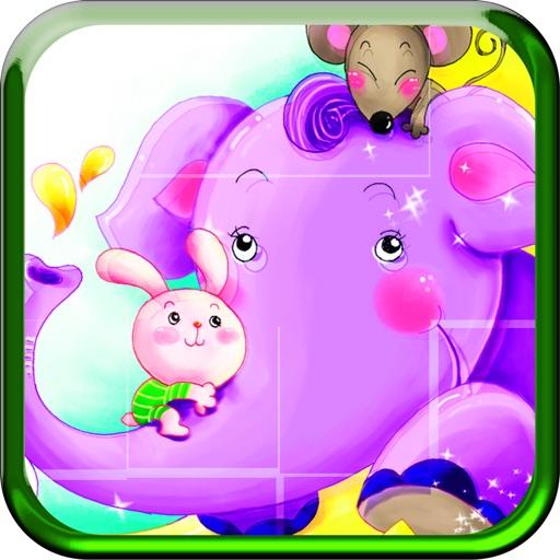 Animal Paradise puzzle