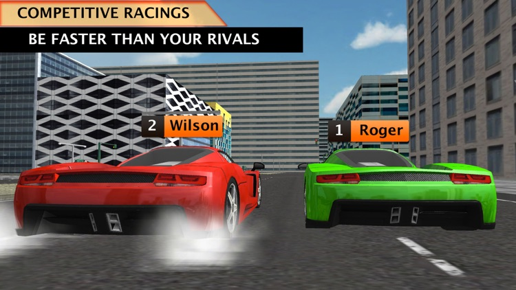 Lux Turbo Car Racing and Driving Simulator screenshot-4