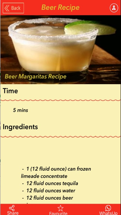 Beer Recipe screenshot-3