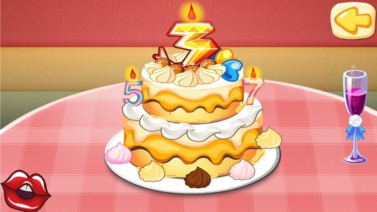 Cake maker Cooking Time screenshot-3