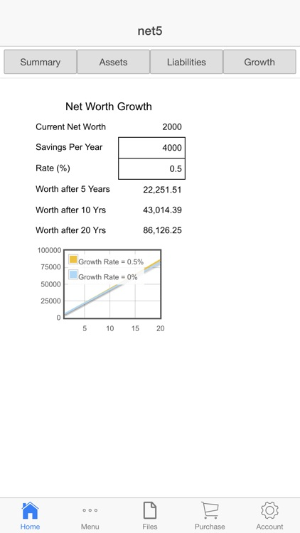 Personal Finance Pro screenshot-4