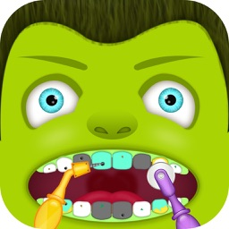 Little Crazy Monster Dentist
