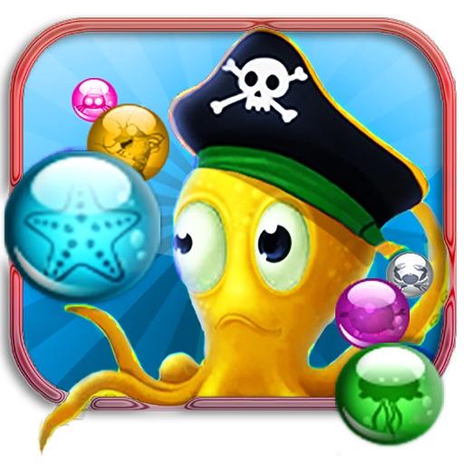 Octopus Bubble Shooter
