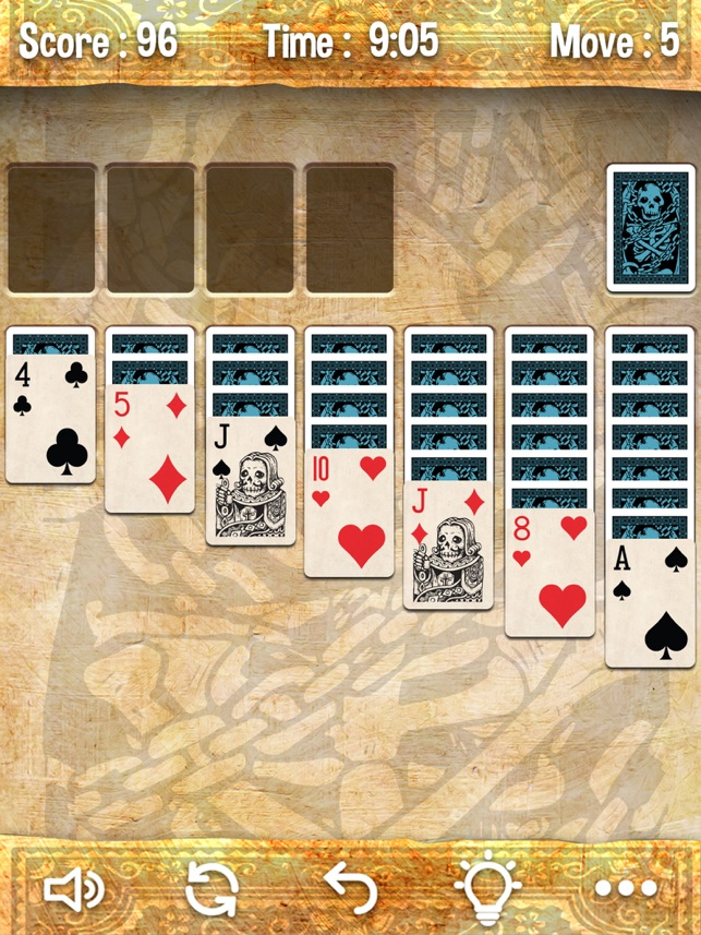 Solitaire of the Dead