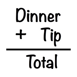Tip Calculator with Check Split