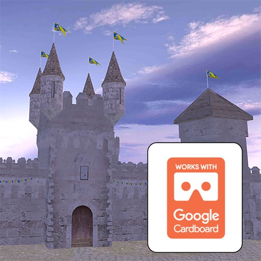 VR Castle Sim iOS App
