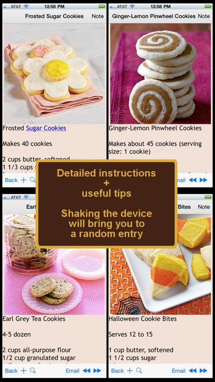 500 Cookies Recipes