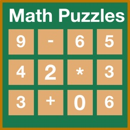 Math Puzzles Pro - Magic Number Challenge Game