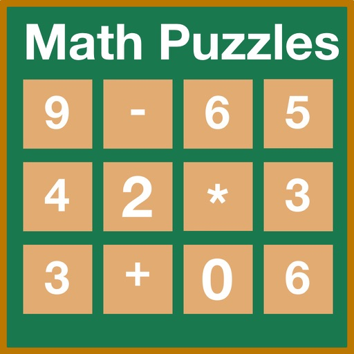 Math Puzzles Pro - Magic Number Challenge Game by Vikas Jain