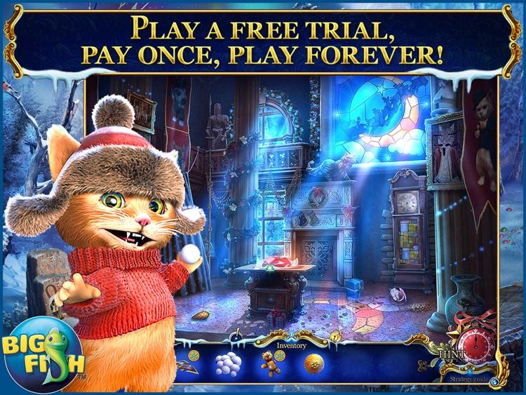 Christmas Stories: Puss in Boots HD - A Magical Hidden Object Game screenshot-0