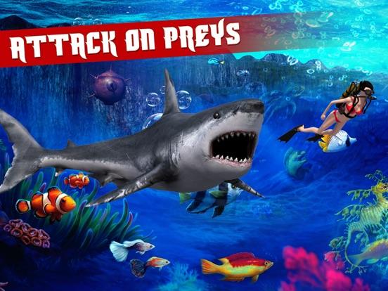 Angry Shark 2016-ipad-1