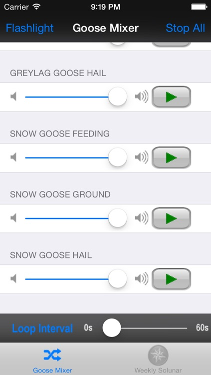 Goose Call Mixer screenshot-0