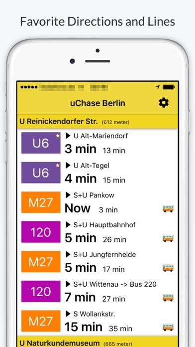 uChase Berlin screenshot three