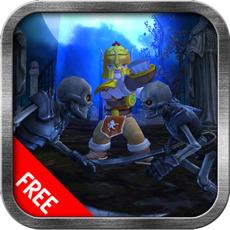 Activities of Undead Slayer VS Skeleton -  Eliminate the Zombie Skeleton in Graveyard Free Game