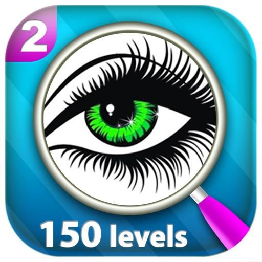 Найти отличия 150 уровней 2
