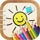 Rabisco Prancha de Desenho para Crianças icon