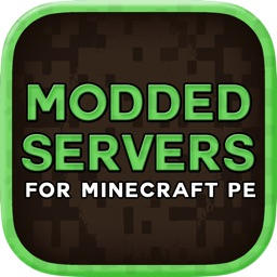 Modded Servers for Minecraft Pocket Edition - Server Mods for PE
