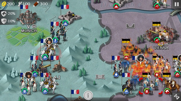 European War 4: Napoleon screenshot-1