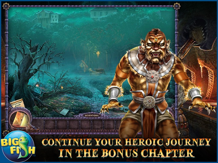 Secrets of the Dark: Eclipse Mountain Collector's Edition HD (Full) screenshot-3