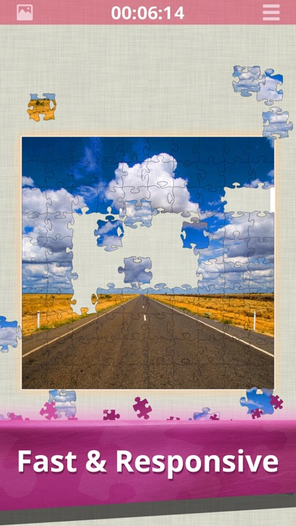 Jigsaw Puzzles Real Free screenshot-1