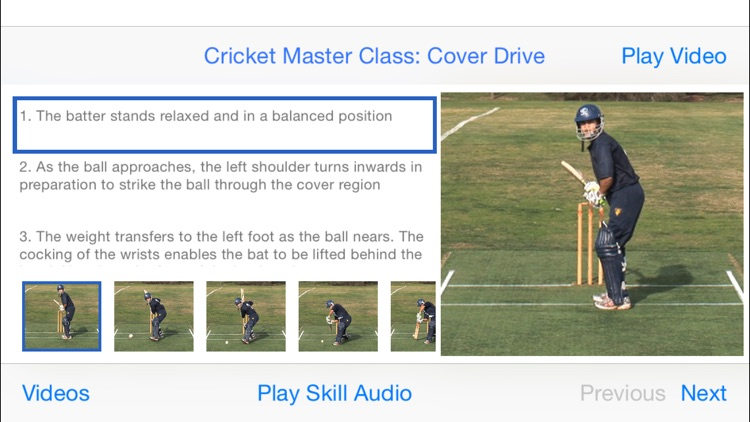 Cricket Coach Free screenshot-4