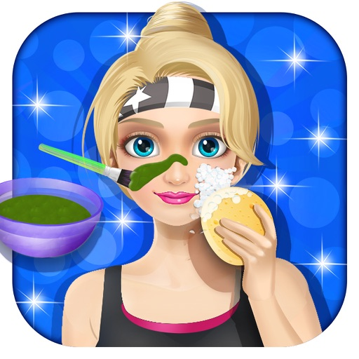 Princess Workout & Spa - Free Makeup, Dressup and Fitness Games icon