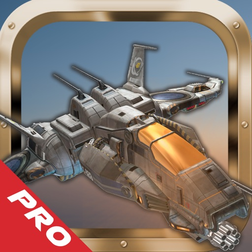 3D Speed Flight Aircraft PRO