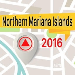 Northern Mariana Islands Offline Map Navigator and Guide
