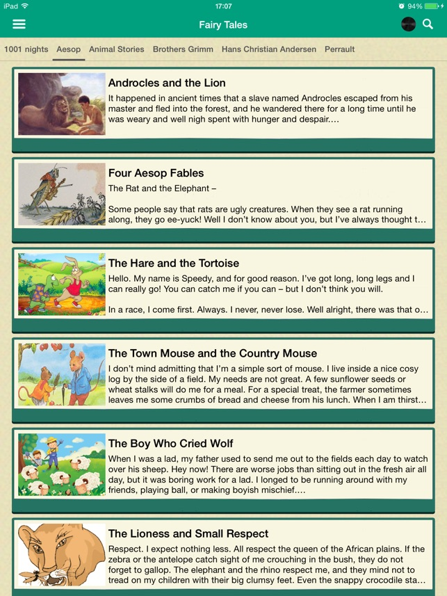 Audio bedtime Stories For Kids on the App Store