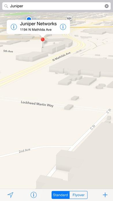 Screenshot #1 pour Photo Street Maps