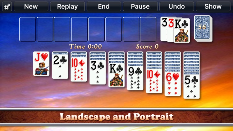 Solitaire City Classic screenshot-2