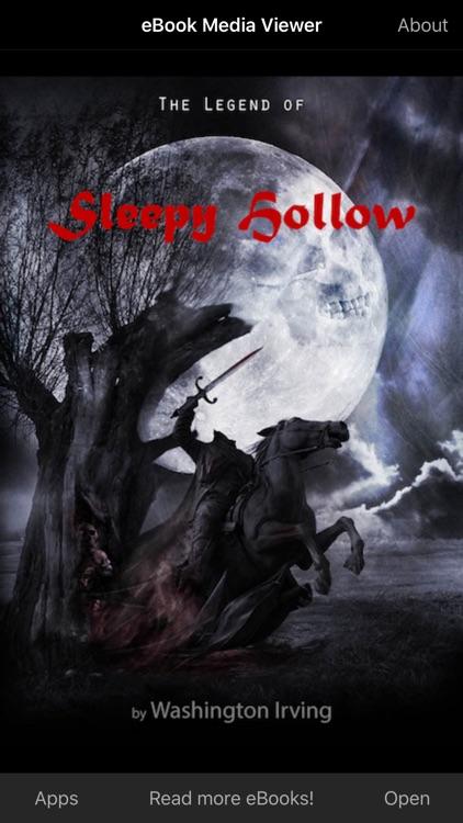 eBook: The Legend of Sleepy Hollow